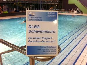 DLRG, schwimmen, lernen, Schwimmkurs