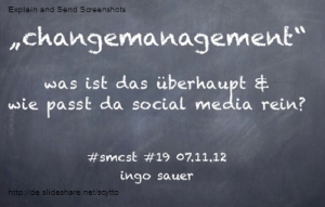 change, management, social, media, unternehmen