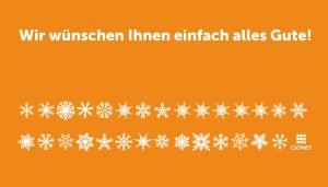 CIONET, CIO, Weihnachten, Wünsche, Firma, Silvester, Neujahr