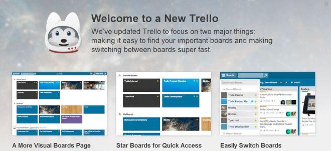 Kanban, Trello, Board, kostenlos, online