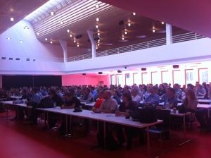 Stuttgart, BarCamp, Mfg, Hospitalhof