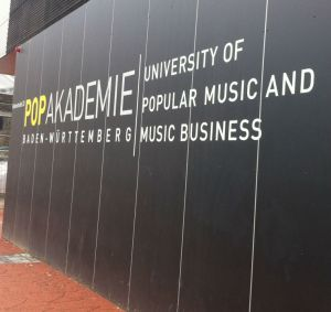 Popakademie, Mannheim, Musik, Kreativ, Business, Studium, Ausbildung, Kurs