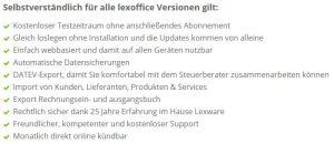 Lexware, Steuer, Software, 2015