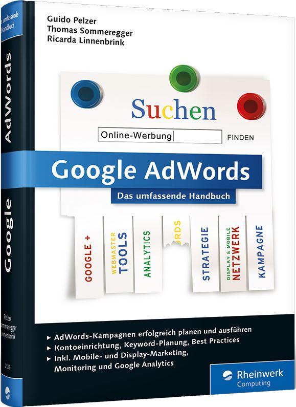 Google, Adwords, Rheinwerk, Gewinnspiel