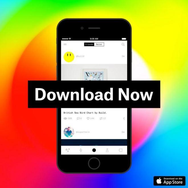 Ello, App, iOS, Netzwerk