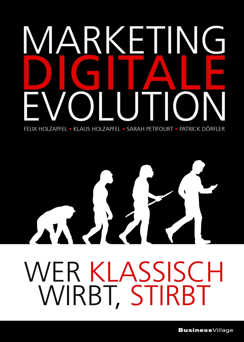 Digitale Marketing-Evolution