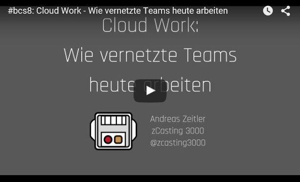 Cloud Work: Wie vernetzte Teams heute arbeiten – 11 Tools für denAlltag