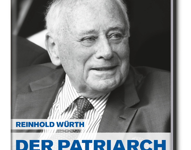 Reinhold Würth: Der Patriarch in seinerVerantwortung