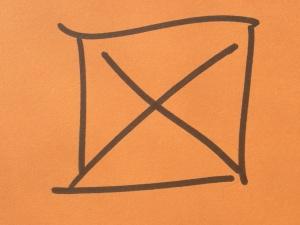 Wahlkreuz